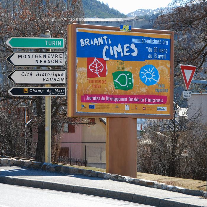 Affichage pour Brianticimes (2011)
